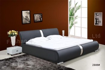 Fashion Double Bed Design Big Bed