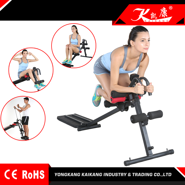 ab sit up bench exercise equipment