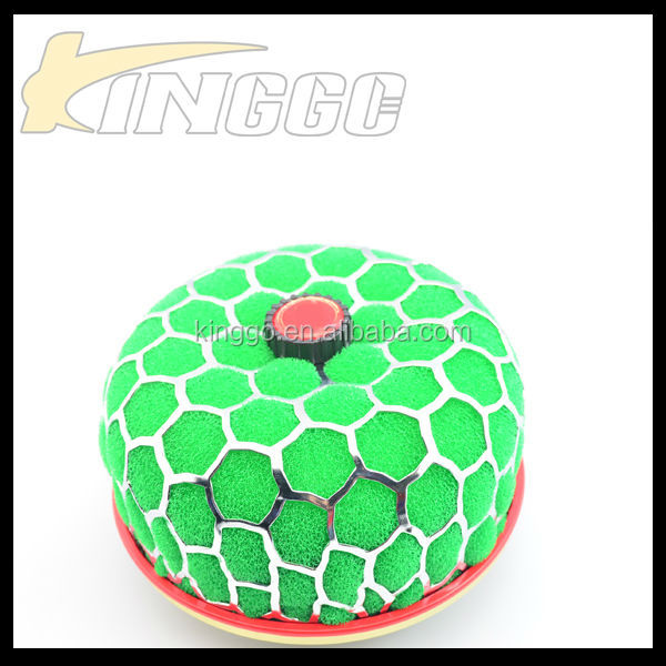 Excellent Quality 63MM Universal Green Auto Racing Air Filter