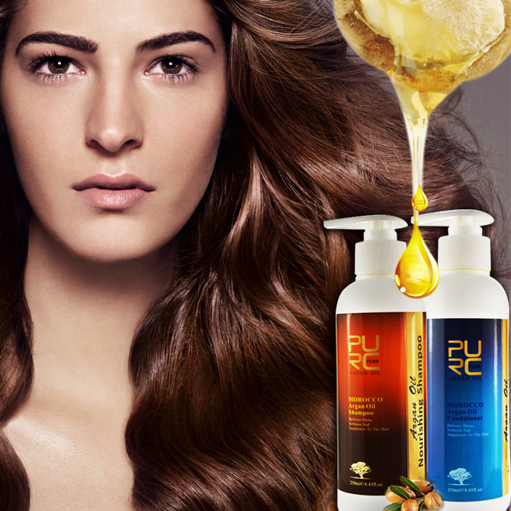 Low MOQ highest quality sulfate free hair shampoo for all hair types hot selling hair salon products