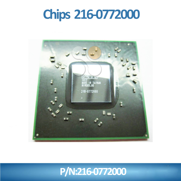 new graphic ATI 216-0772000 BGA IC chip chipset with balls good quality