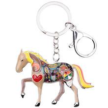 Брелок для ключей Bonsny, эмалированный брелок для ключей с сумочкой, брелок для ключей, 2017(Китай)