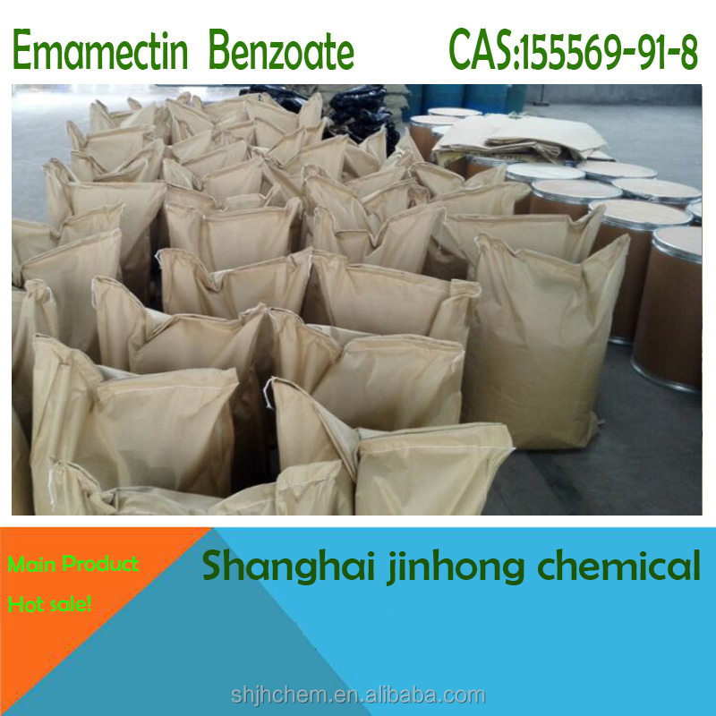 manufacture of Insecticide Emamectin Benzoate 70% TC cas:155569-91-8