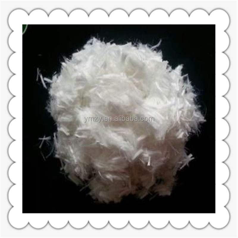 Factory directly 2017 hot sales Polyvinyl chloride (PVC) fiber