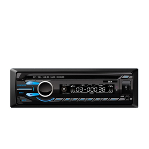 1 Din Fixed Panel ROHS Certification and Radio Tuner Combination Digital Changer MP3 Music Converter Driver Car CD USB Player