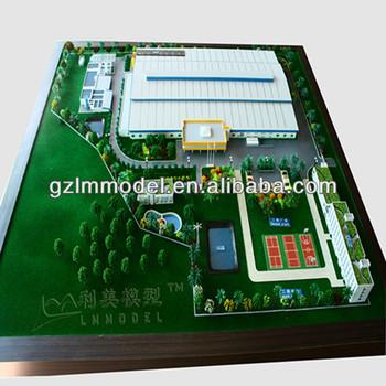 Schöne Industriellen Layoutgestaltungspur Ho Zug Layout Modellbauer