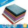 interior decorative polyester fibre acoustic panel