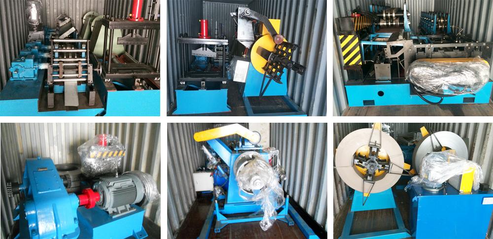 शीर्ष गुणवत्ता वाले स्टील पाड़ चलना बोर्ड रोल नवीनतम सुंदर डिजाइन वियतनाम के लिए मशीन बनाने