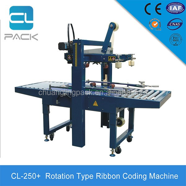 Automatic Hot Air Tape Sealing Machine