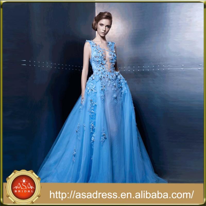 b26d989e8 Catálogo de fabricantes de Vestido De Noche Azul Hielo de alta calidad y  Vestido De Noche Azul Hielo en Alibaba.com