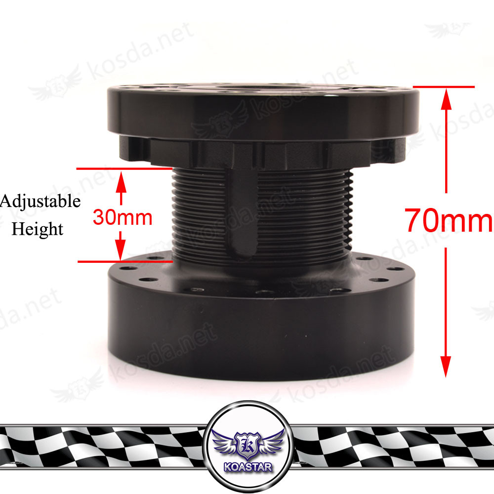 JDM car parts accessories racing adjustable steering wheel Adapter hub boss kit