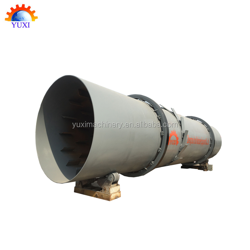 Superior quality zinc oxide rotary dryer/rotary dryer for palm fiber/peanut shell price