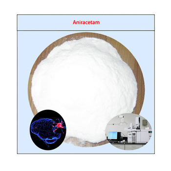 Manufacturer supply 99% Nootropics aniracetam powder/aniracetam capsules raw powder aniracetam can pay by paypal 72432-10-1