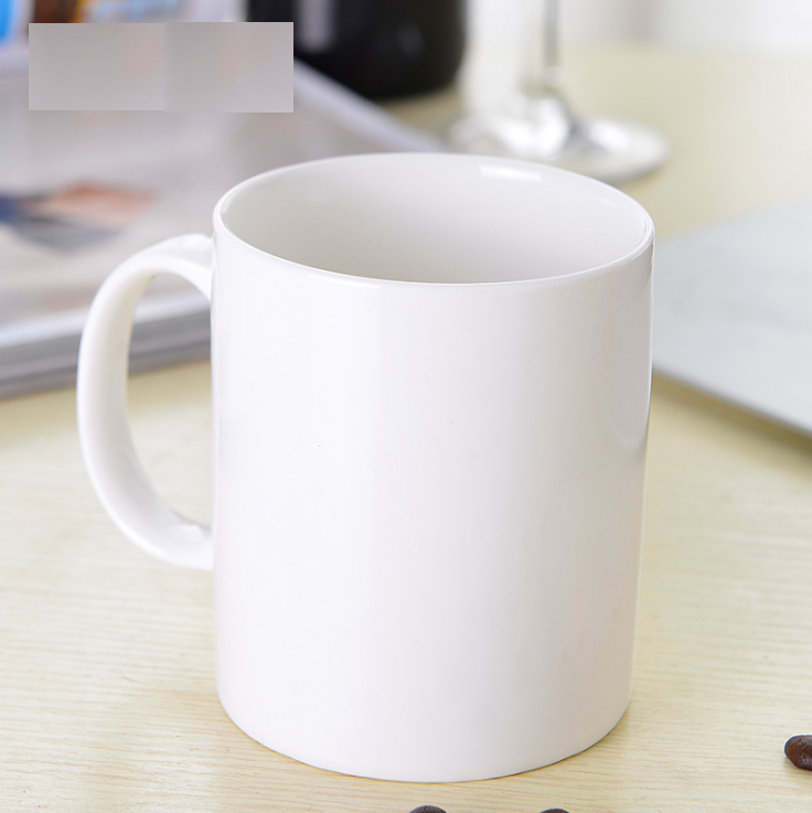 Personalized Cup,White Coffee Mug for Sublimation Printing