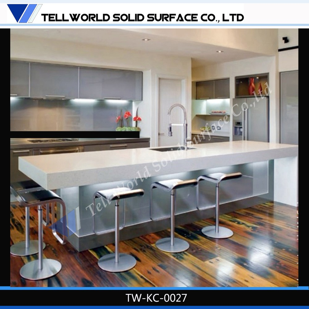 corian kitchen island top corian kitchen island top suppliers and manufacturers at alibabacom - Kitchen Counter Table
