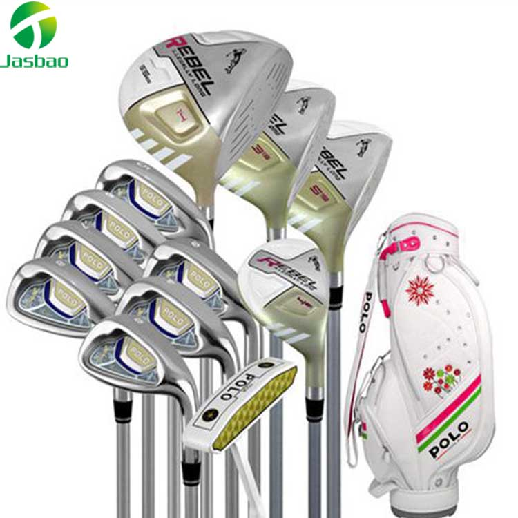 Lady Golf Club Complete Sets, Wholesale golf clubs,golf club sets with Golf Bag