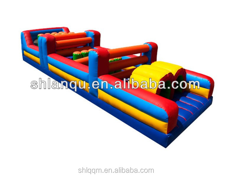 funny run inflatable obstacle course,obstacle courses for adult