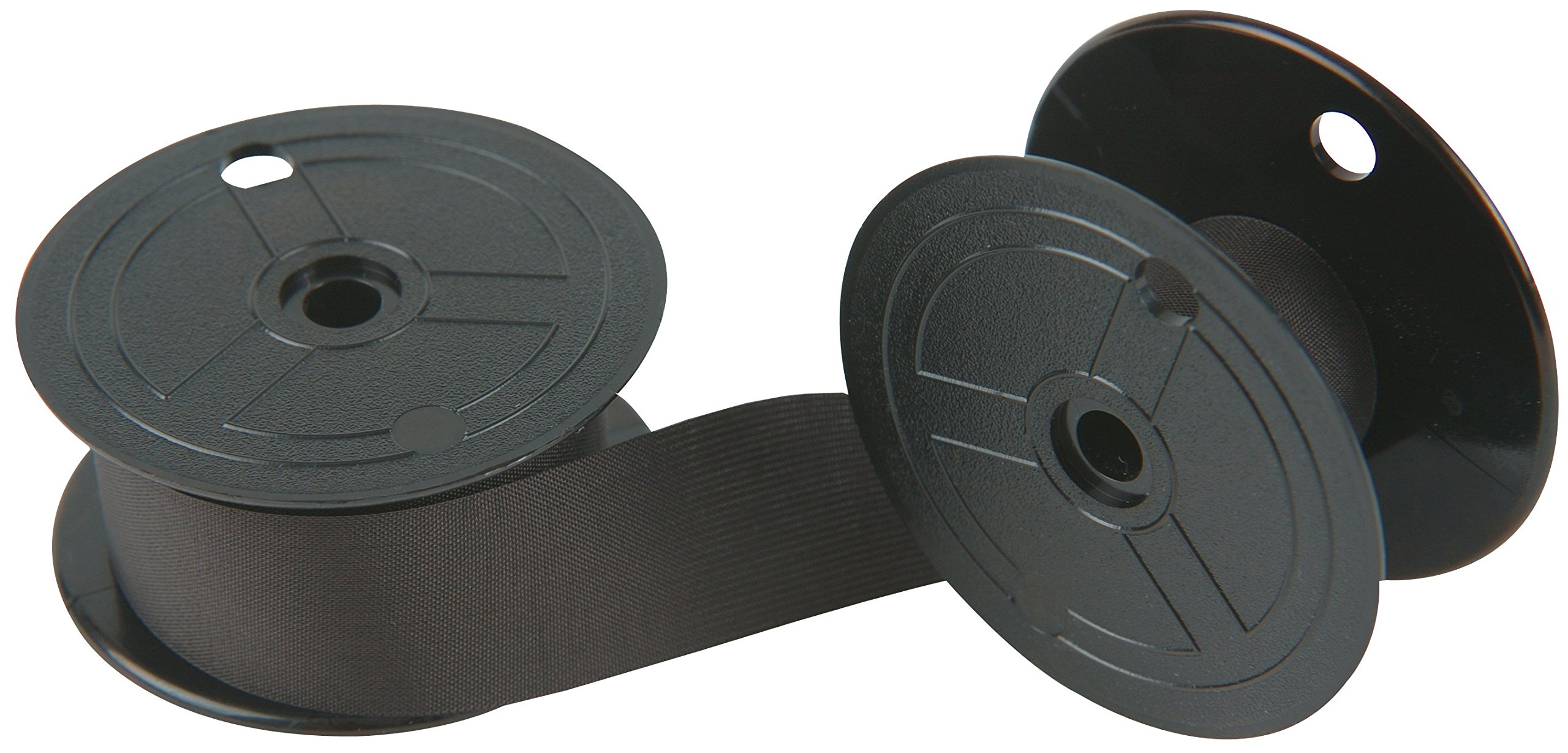 Porelon 11208 Universal Twin Spool Ribbon (black)