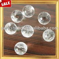 Wholesale rock quartz crystal sphere