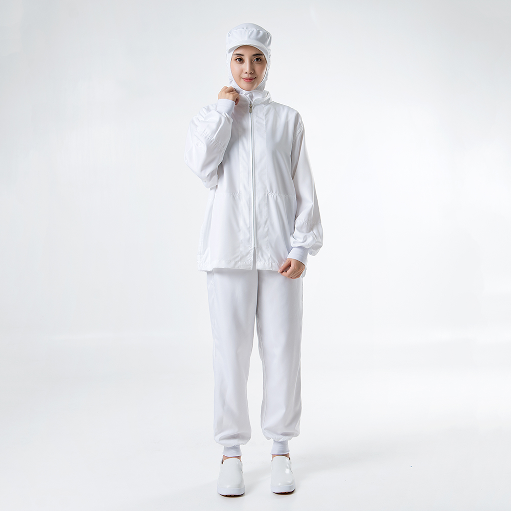 Food Factory Worker Uniform for Food Propcessing