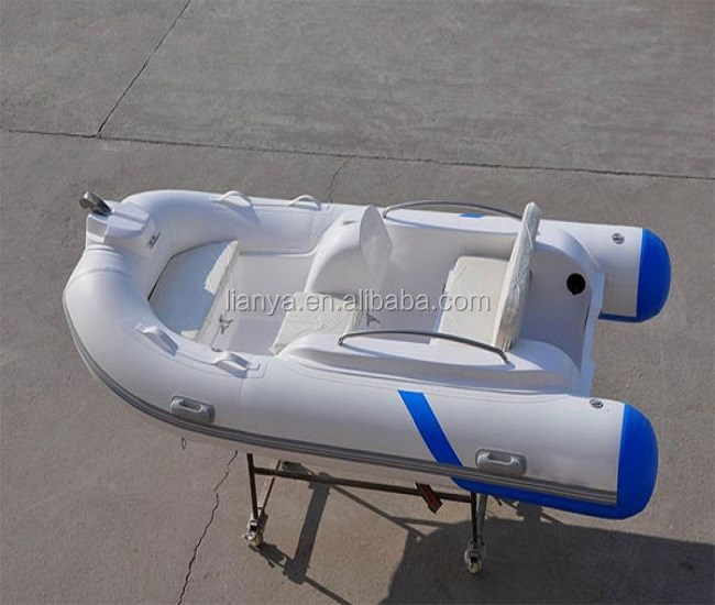 Boat Repair: Inflatable Boat Repair