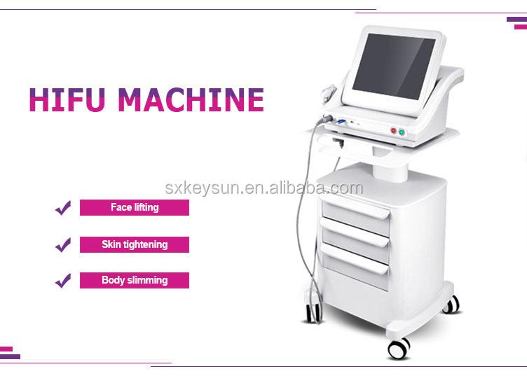 Продажи 2020 hifu лицевая подъемная машина/hifu профессиональная hifu ультразвуковая лицевая подъемная машина/переносная подъемная машина hifu