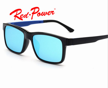 RedPower one mirror dual purpose spectacle frame, speed TR90 sunglasses, double magnet adsorption lenses, spectacle frames