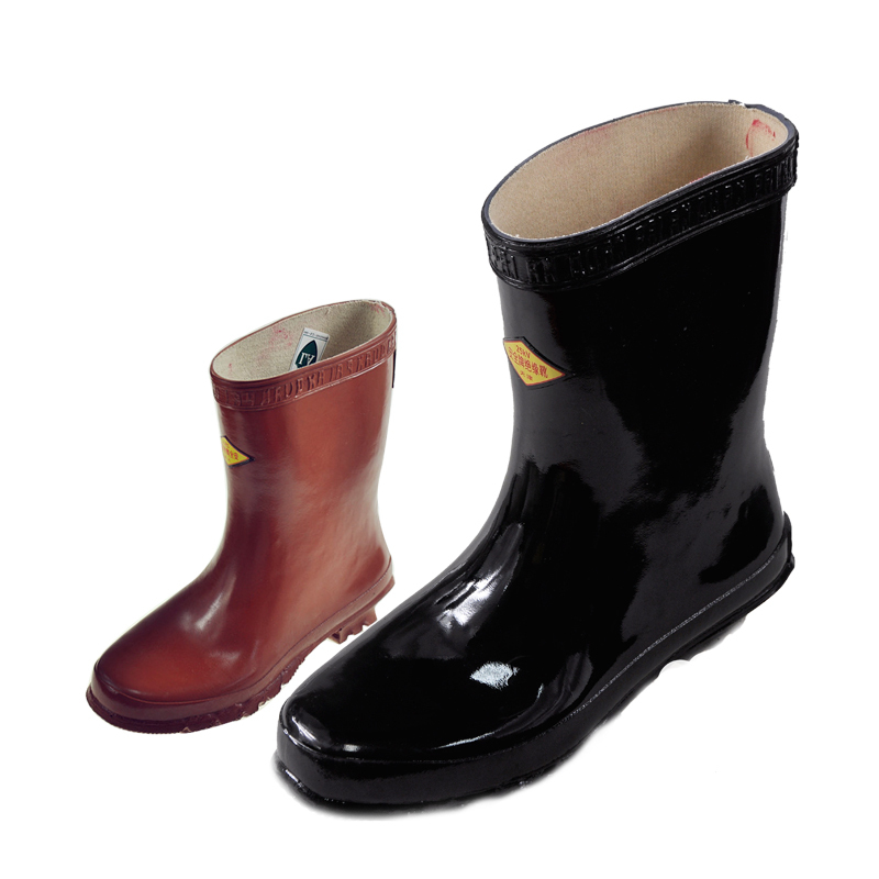25kv High Voltage Insulating Boots Rainboots Electric