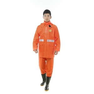 High visibility reflective factory working security jacket uniform