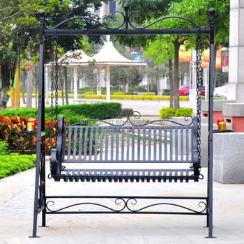 Outdoor Garden Metal Canopy Frame Swing Chair Buy Metal