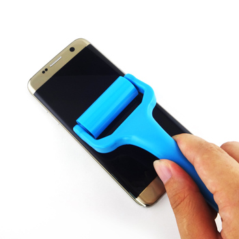 Custom Digital Phone Lcd Screen Sticky Cleaner Roller