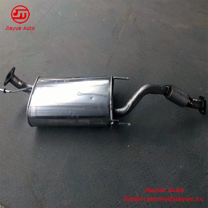 Cheap costing for autos racing muffler exhaust