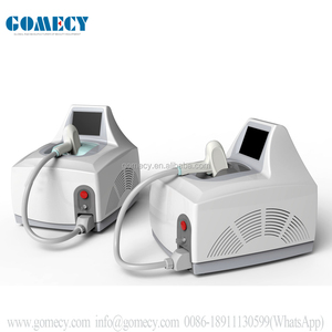Alibaba express! Christmas gift 810nm Diode Laser Hair Removal/ Portable Soprano Ice Laser lumenis lightsheer