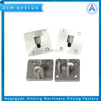precision small parts aluminum castings casting machine price