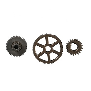 High precision customized metal gear set price of spur gears