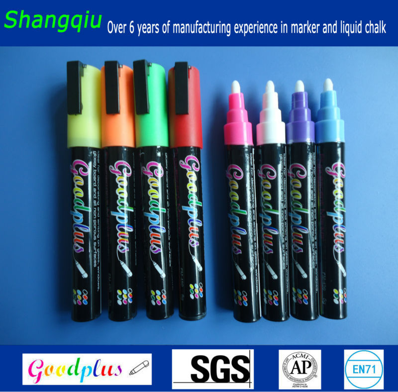 2015 high quality which is non-toxic oil paint pens