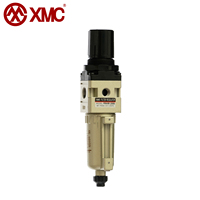 XMC HNAW2000-02 Air source treatment frl pneumatic combination adjustable air pressure regulator and filter