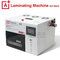 5 in 1 oca laminating machine for iphone samsung lcd + Air Compressor + Vacuum Pump + Bubble Remover Autoclave oca laminator