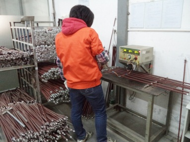 Raw Material Inspecting