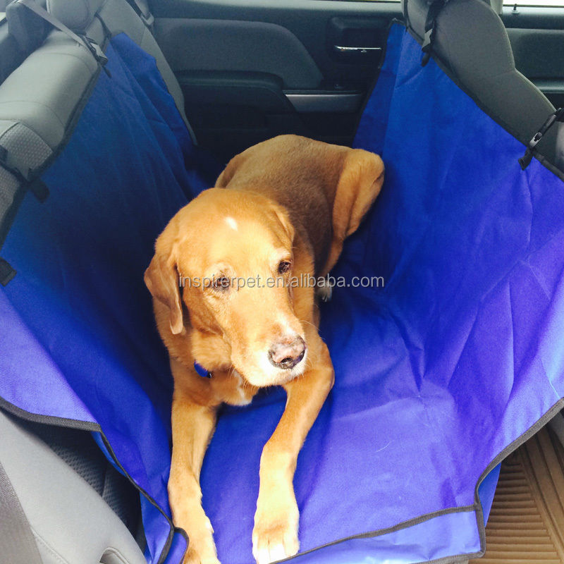 600D Polyester Waterdichte Hond Autostoel Cover
