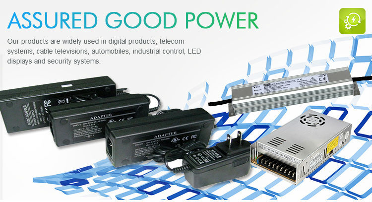 3 Years Warranty 220V AC To 24V 3A DC Power Charger For POS Printer