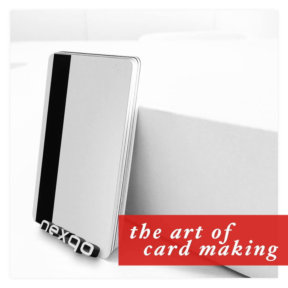 Cr80 650 oe loco magnetic card printed card