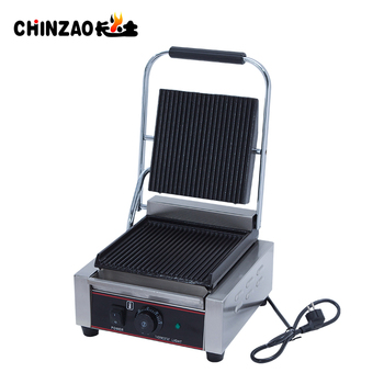CHINZAO Produkte Panini Grillpresse für kommerzielles Restaurant Made in China