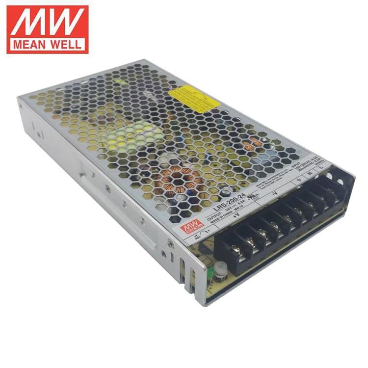 1 Output SE-200-5 AC//DC Power Supply 5V@40A 200W