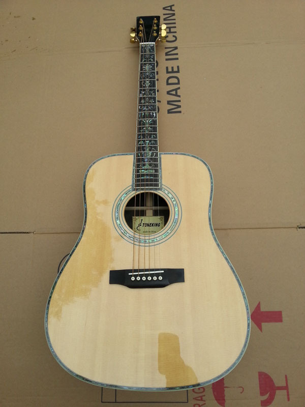 free shipping import acoustic guitar made in china guitar in guitar from sports entertainment. Black Bedroom Furniture Sets. Home Design Ideas