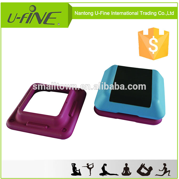 Yoga fitness aerobic stepper from China famous supplier