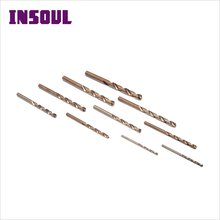 INSOUL Best-Selling Products High Quality Power Tools Straight Shank Hss Drill Bits