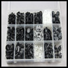 automotive plastic clips and fasteners 408pc assortment kit automotive plastic clips and fasteners