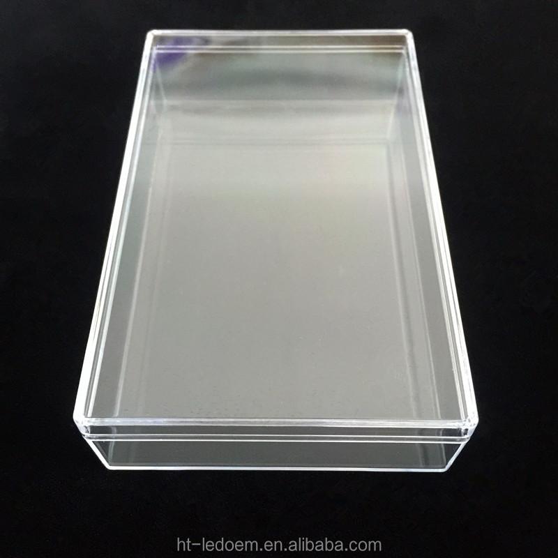 Venta al por mayor peque as cajas de pl stico transparente - Caja plastico con tapa ...
