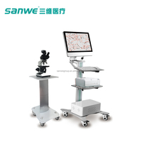 Sanwe SW-3702 automatic sperm analyzer,automatic semen analysis machine